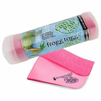 Frogg Toggs CP100-11 The Original Chilly Pad Cooling Towel in Hot Pink
