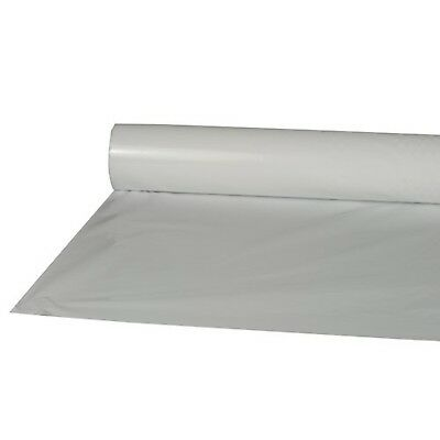 Papstar 10589 Plastic Table Cover 50 m x 80 cm White