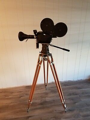 """CP 16mm Movie Camera with """"Crysta Sound"""" Motion Picture"""