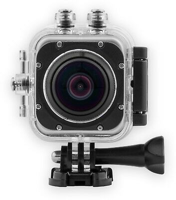 Silverlabel Focus Action Cam 360° Camera Sports Water Extreme Adventure Bike