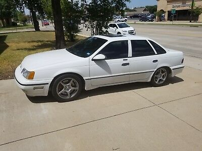 1991 Ford Taurus SHO 1991 Ford Taurus SHO 5sp Manual