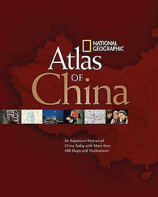Geographic, National : National Geographic Atlas of China