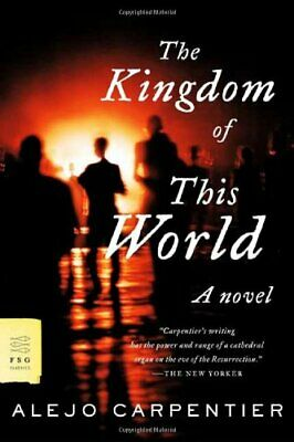 The Kingdom of This World by Carpentier, Alejo Book The Cheap Fast Free Post