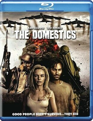 THE DOMESTICS New Sealed Blu-ray Kate Bosworth