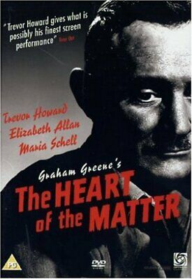 The Heart Of The Matter [DVD] [1953] - DVD  C2VG The Cheap Fast Free Post