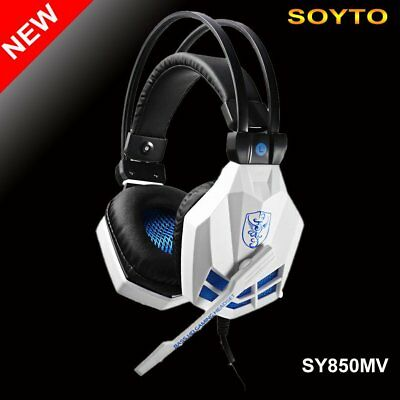 SY850MV light vibration version Internet dedicated headset game esports headset