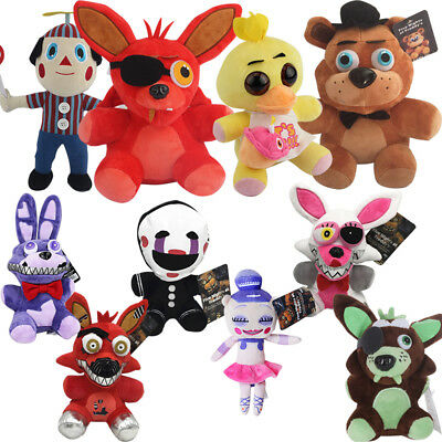 Holiday gifts FNAF Five 5 Nights at Freddy's BONNIE Plüschtier Spielzeug Toys