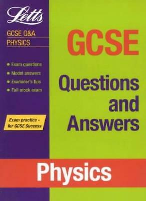 **OP**GCSE Q&A Physics (GCSE Questions and Answers Series) By Graham Booth, G.R