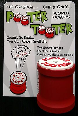 Pooter Tooter. The Original. Refurbished & Works great. Free Shipping.