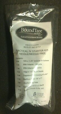 BoundTree Tactical IV Starter Kit ARMY COMBAT MEDIC