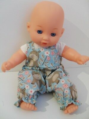 """12""""  Handmade  Dolls Clothes Outfit Handmade To Fit 30Cm Doll"""