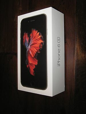 Apple iPhone 6sSpace Gray 16GB Box Only – no phone or accessories