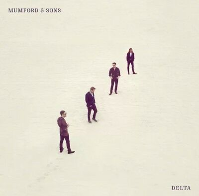 Mumford and Sons - Delta - Brand New CD