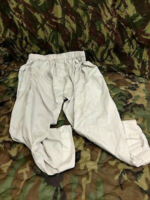 Traditional Middle Eastern Trousers White Large Stretch Used