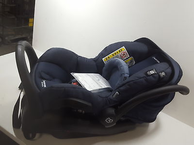 Maxi-Cosi Mico Max 30 Infant Car Seat, Nomad Blue IC302EMQ mfg 06/21/2018