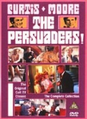 The Persuaders - Complete Series [1971] [DVD] - DVD  BVVG The Cheap Fast Free