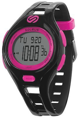 Soleus Dash Small Water Resistant Activity Tracker Watch S