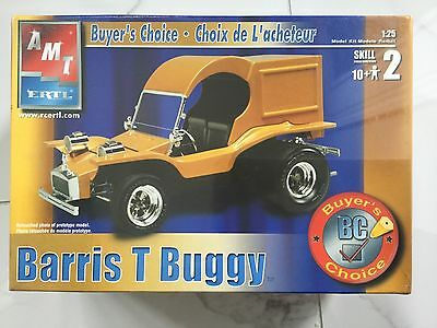 Amt Buyers Choice 1/25 Barris T Buggy From Barris Kustoms Plastic Model 31563 Fs