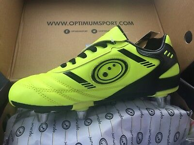 Brand New Kids Optimum Tribal Rugby Boots