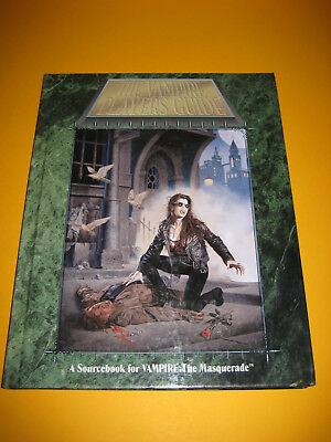 The Vampire Players Guide - A Sourcebook For Vampire: The Masquerade