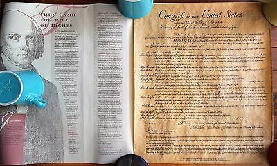 Bill of Rights 1989 Philip Morris Co. 200th Anniversary Complete with Mailer