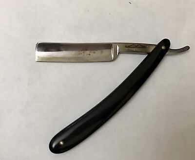 Vintage Wade & Butcher Sheffield used Straight Razor England