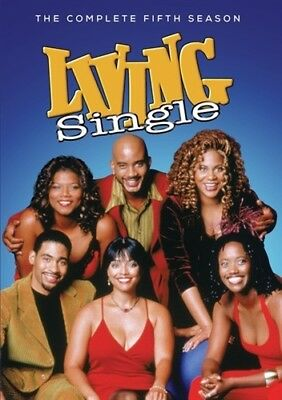 LIVING SINGLE TV SERIES COMPLETE FIFTH SEASON 5 New Sealed DVD