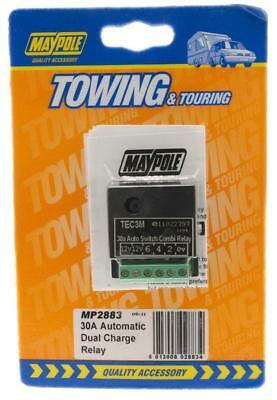 Maypole 2883 30A Automatic Dual Charge Replay