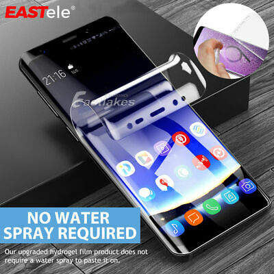 For Samsung Galaxy S7 Edge - 100% Genuine TPU Screen Protector Cover