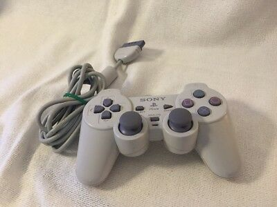Official OEM Sony Playstation SCPH-110 Dual Shock Controller