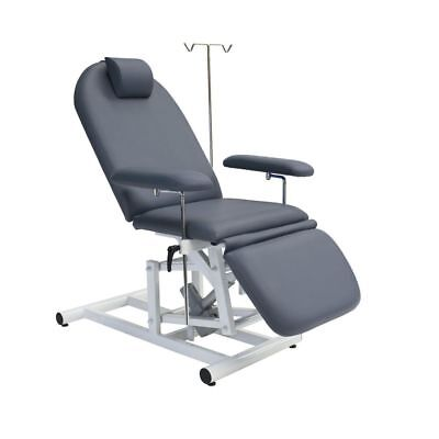 Therapy Table Electric Adjustable 54 - 86 cm, with Drip Stand... , C-1102