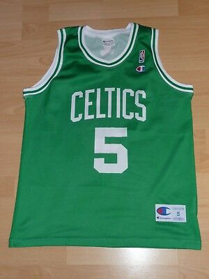 Boston Celtics Kevin Garnett  5 NBA Basketball Trikot Jersey Champion S M 8847ada5f
