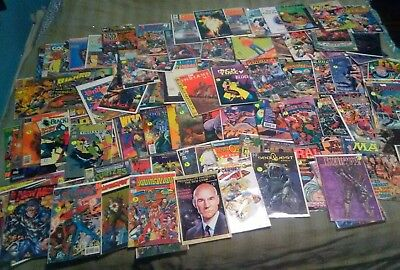 local pickup huge off name comic book collection lot 200+ image valiant Harris +