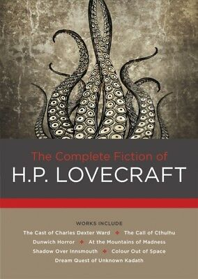 H.P. Lovecraft - The Complete Fiction of H. P. Lovecraft