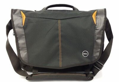 524d0704e0ee New Dell Adventure Nylon Notebook Laptop Messenger Bag Fits up to 17.3