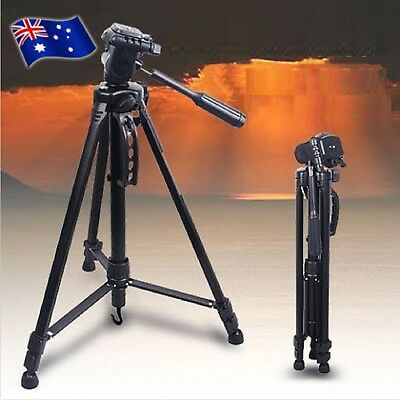 Weifeng Professional Tripod for Digital Camera DSLR Camcorder Video Tilt Monopod