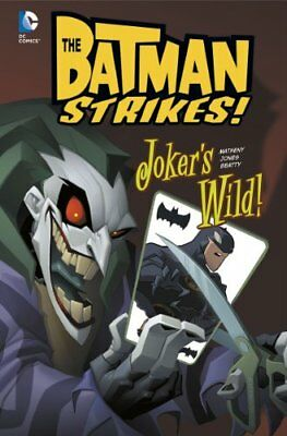 Joker's Wild! (Batman Strikes!) by Age, Heroic Book The Cheap Fast Free Post