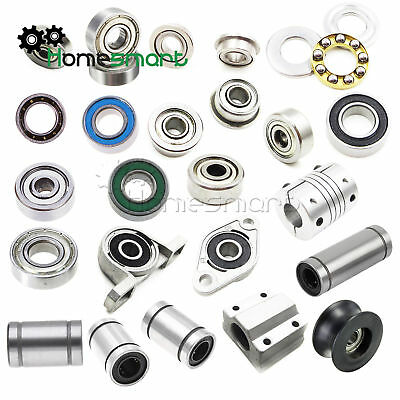 3-12mm 623ZZ 624ZZ LM12LUU Ball Lager Small Double Shielded Ball Bearings AHS