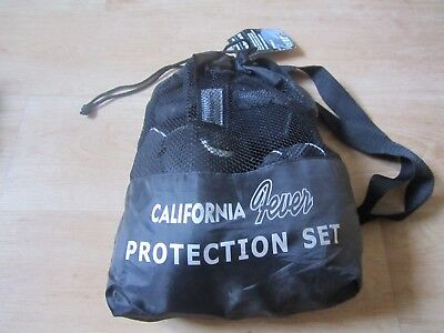 Fitness Protector Set California Fever Gr. L NEU