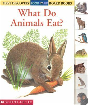What Do Animals Eat? (Look-It-Up)