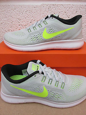 new product d5c8a e840d Nike Femmes Gratuit Rn Basket Course 831509 007 Baskets