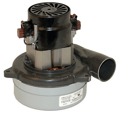 2 Stage Ametek Tangential 240v Vacuum motor to fit RugDoctor Mighty Pro MPC