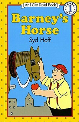 Barney's Horse (I Can Read Level 1) by Hoff, Syd Book The Cheap Fast Free Post