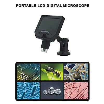 Microscope 4.3'' HD OLED Digitale display Portable 600X HD 3.6MP CCD Pixel