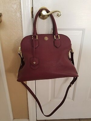 92daa81c8df TORY BURCH MCGRAW Hobo color Devon Sand Leather with Tassel Listed ...