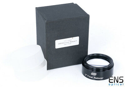 "GSO 2"" 0.5 Focal Reducer  - Boxed"