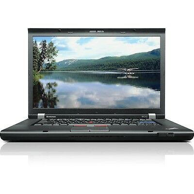 Lenovo Thinkpad W510 laptop i7Q 1.60-2.80GHz 4gb to 16GB RAM HDD or SSD FHD