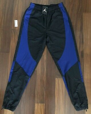 5f56a4bedb0 NEW Nike Air Jordan 1 Wings Pants Royal Mens XLARGE Track Suit 872863-010  Black