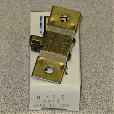 Square D B17.5 Heater / Thermal Element