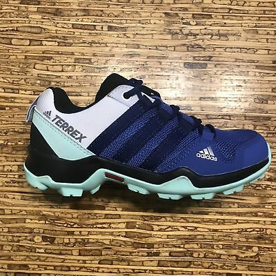 Kids Adidas Terrex AX2R trail shoes Size 12K